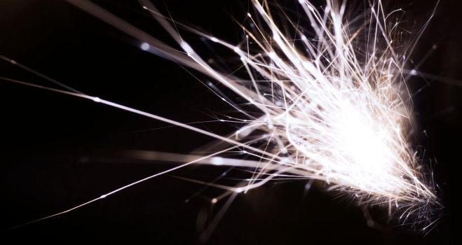 More Sparks #3 by cowli