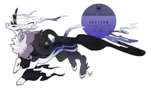 Winter Solstice *AUCTION* CLOSED by Sindonic