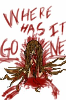 Where Has My Heart Gone? by AngelicReaper21