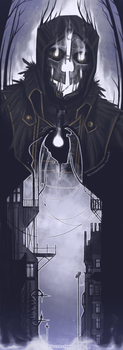 Dishonored: The Rat King by Becken95