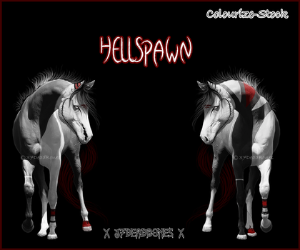 |HellSpawn |New Ref by 37DeadBones