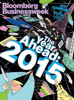 The Year Ahead Issue 2015 by Businessweek