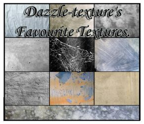 My Favourite Textures by dazzle-textures