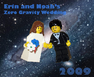 Erin and Noah's ZeroG Wedding by ninjaconsultant