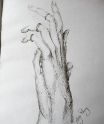 hands by Anja-Povey
