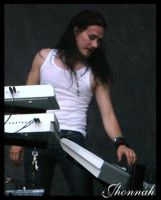 Nightwish, Tuomas IV by jhonnah