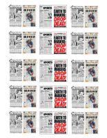 Newspapers by MisterBill82