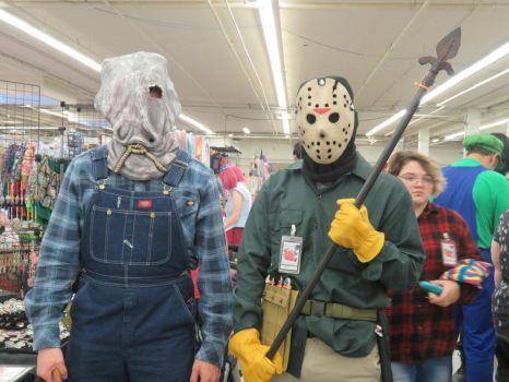 Friday the 13th The Game- Another Anime Convention by BrinyCosplay