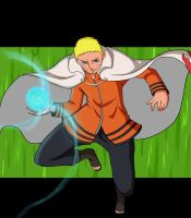 Naruto - All grown up :3 by JazylH