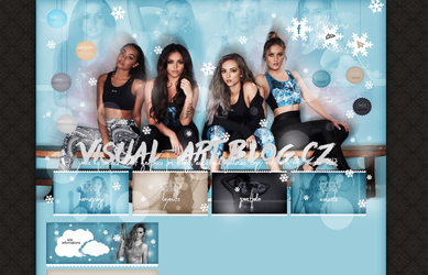 Order Layout ft. Little Mix #62 by BebLikeADirectioner