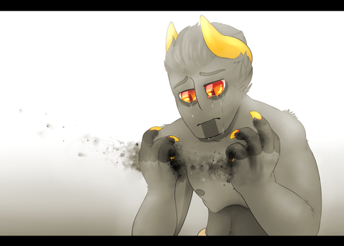 All what is left is ash. by IlvesTable