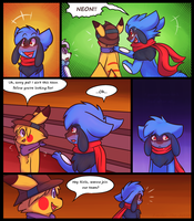 Hope In Friends Chapter 4 Page 2 by Zander-The-Artist