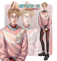 [CLOSED] Bunny boy ADOPT AUCTION | JHU by JHUffizi