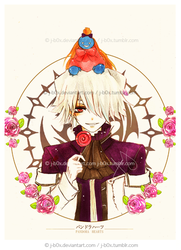 Pandora Hearts - Xerxes Break by j-b0x