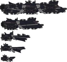 Imperium ships by madcomm
