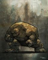 Ben Grimm by francis001