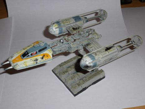 Y-Wing 1 by MOAB23