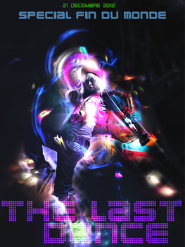 The Last Dance Flyer by el-maestro