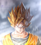 Goku | DRAGON BALL  by Dragon--anime