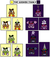 From Goomba to Doomba -REDUX- by TheSpiderManager