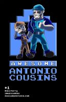 Awesome Antonio Cousins #1 by NoDiceMike
