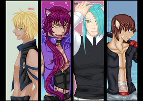 Bishie Seme's Collab- Complete by TheULTImateAngel