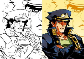 JoJo's Feels by Tomycase