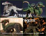 Calendar : A Year in Tree Dragons by emilySculpts