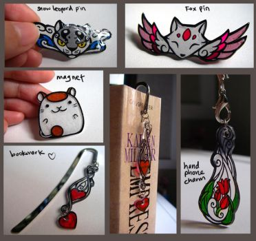 more shrinkydinks by sandara