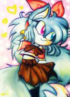 Gift: Opal by Blossom-fur7