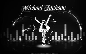 Michael Jackson Unique Stage Wallpaper by lisong24kobe