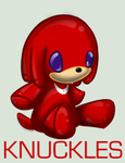 Plushie Collection: Knuckles by Omnicenos