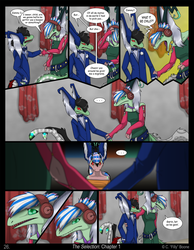 The Selection - page 26 by AlfaFilly