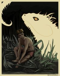 Doran and the Lizard by duralict