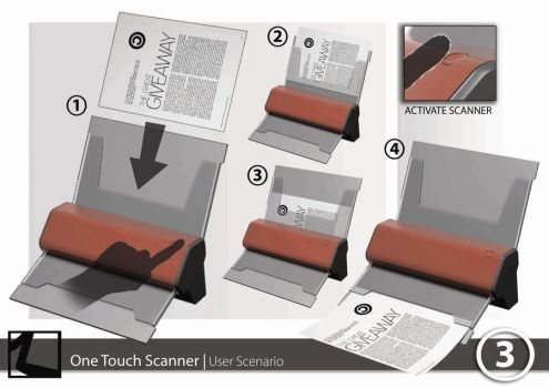 One Touch Scanner 3 by irrsyah