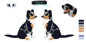 Ashildr :: Pup :: Female by WinchesterFoxx