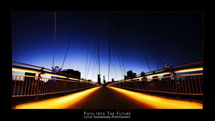 Path Into The Future by InfernalFear