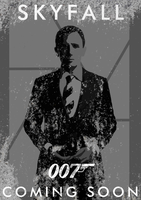 Skyfall Poster by Anubins