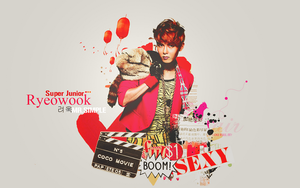 Ryeowook wallpaper by Partusan