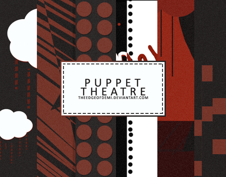 TEXTURE PACK | Puppet Theatre by TheEdgeOfDemi