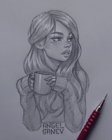 Look  - Day #11 by AngelGanev