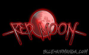 Red Moon Logo by RebeccaDell