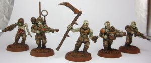 Nurgle Traitor Imperial Guard by Nicksonc20