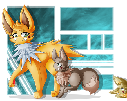 .:A Father's Pride:. by XRed-moon