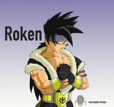 Roken (Request) by Apocalyptyc