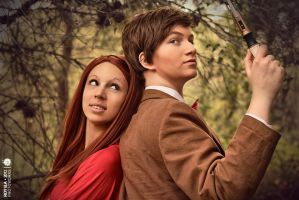 Doctor Who? by CrystalPanda
