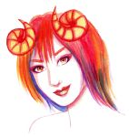 Zodiac Signs in Watercolor: Aries by Daina-Lockie