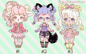 Adopts 1-2 by Dryka01