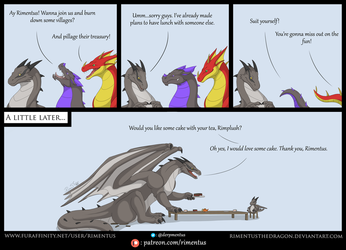 Unconventional by RimentusTheDragon