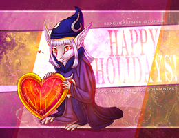 Vaati - Happy Holidays 2016 by Ryxedieos